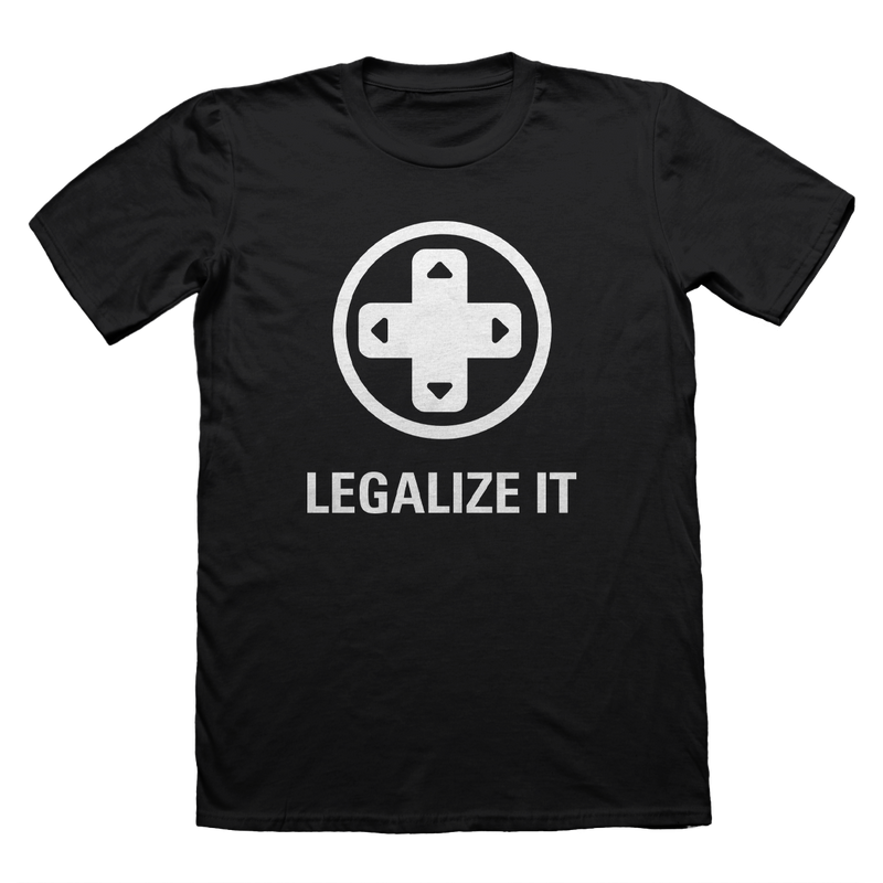 Legalize It Tee
