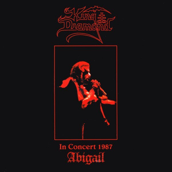 KING DIAMOND - IN CONCERT VINYL
