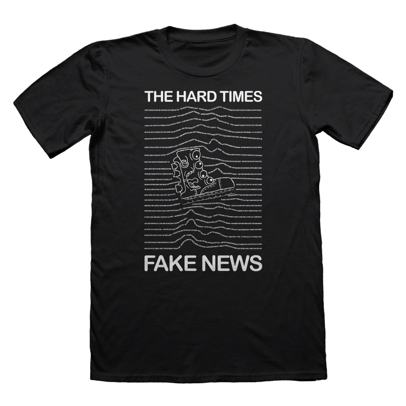 Fake News Headlines T-Shirt