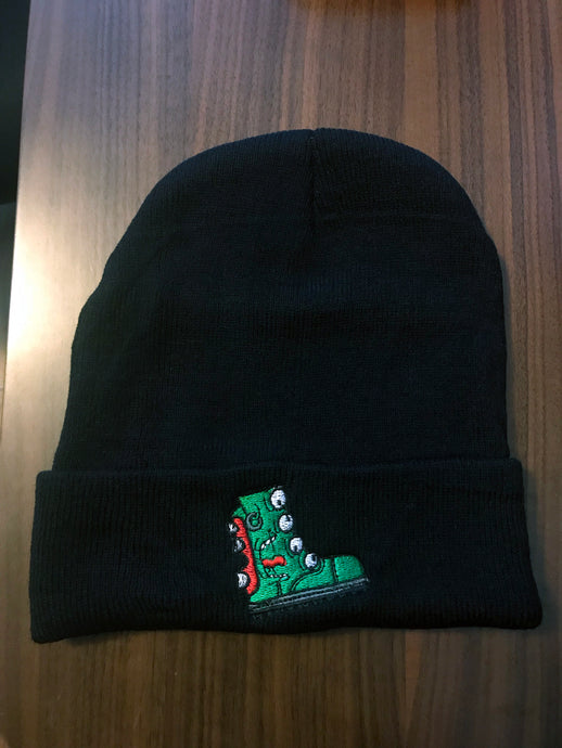 Hard Times Official Logo Beanie