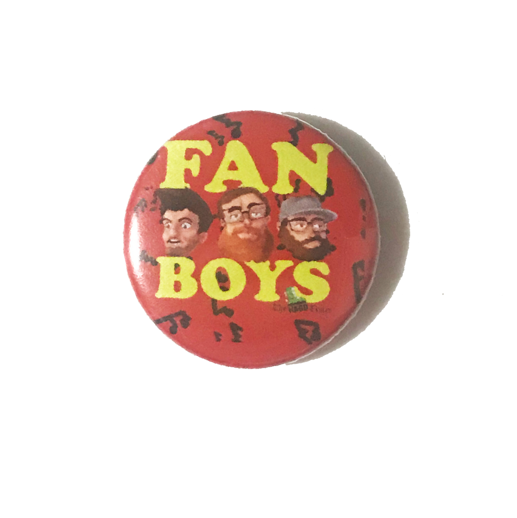 FanBoys Podcast Pin