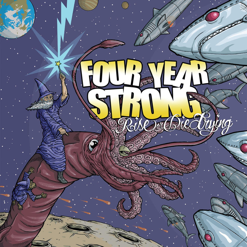 FOUR YEAR STRONG 'RISE OR DIE TRYING' LP