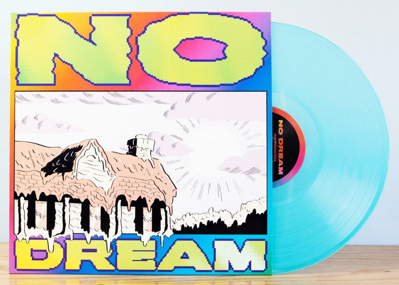 JEFF ROSENSTOCK - NO DREAM - SEAFOAM VINYL