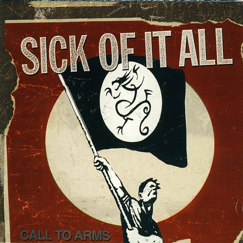 SICK OF IT ALL - CALL TO ARMS VINYL