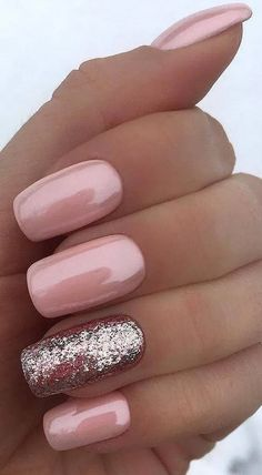 Pretty Nail Design-10 Rectangle nails