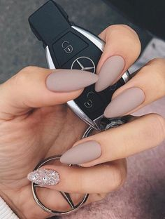 Taupe Nail Designs-1