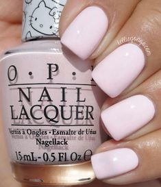 Cute Summer Nail Color Idea-3