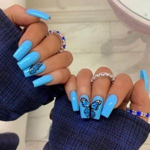20 summer acrylic nail design 2020  beautybigbang