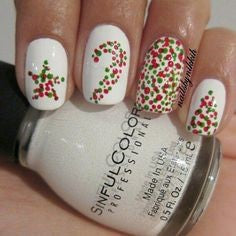 Creative Nail Designs For Christmas1