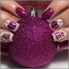 Creative Nail Designs For Christmas4