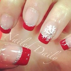 Creative Nail Designs For Christmas5