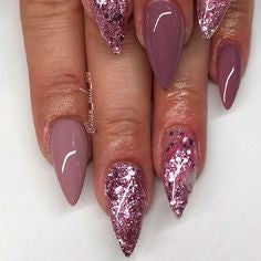 Stunning gel polish colors