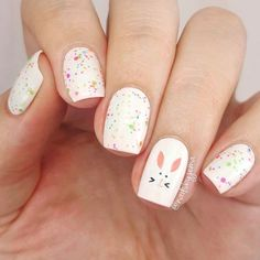 Easter Nail Designs-3