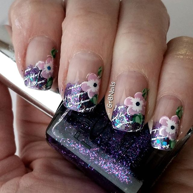 66+ Best Valentine's Day Nails Designs for 2018-pic51