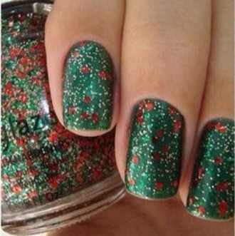 Christmas Nail Art Design-4