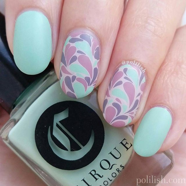 66+ Best Valentine's Day Nails Designs for 2018-pic13