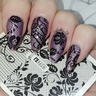 beauty. water decals, nail polish, nail art supply
