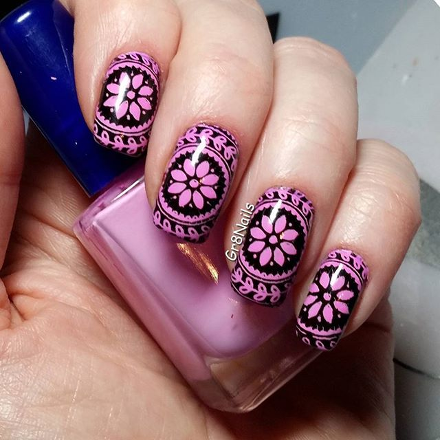 66+ Best Valentine's Day Nails Designs for 2018-pic11