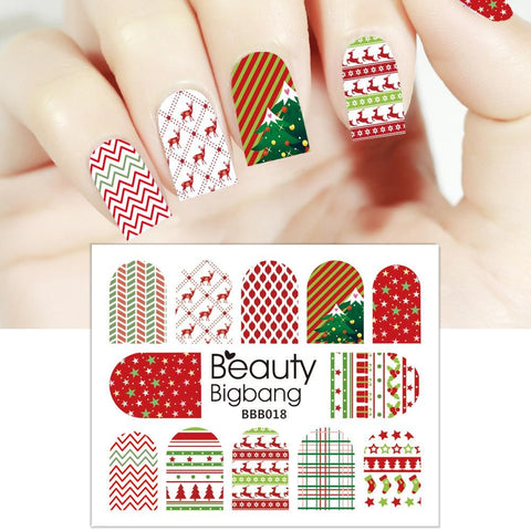 Beautybigbang Christmas Nail Design-20