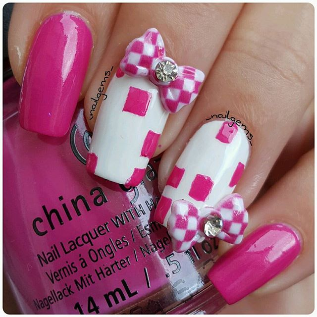 66+ Best Valentine's Day Nails Designs for 2018-pic33