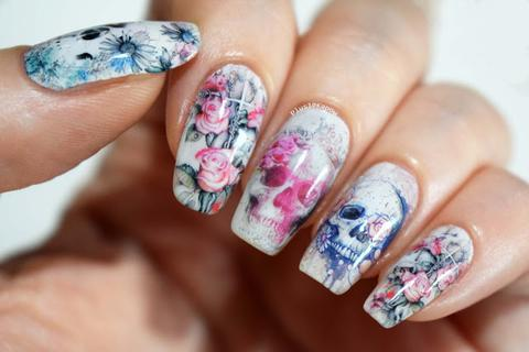 nail sticker designs