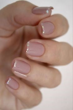 Newest Nail Designs-46 French tip nails