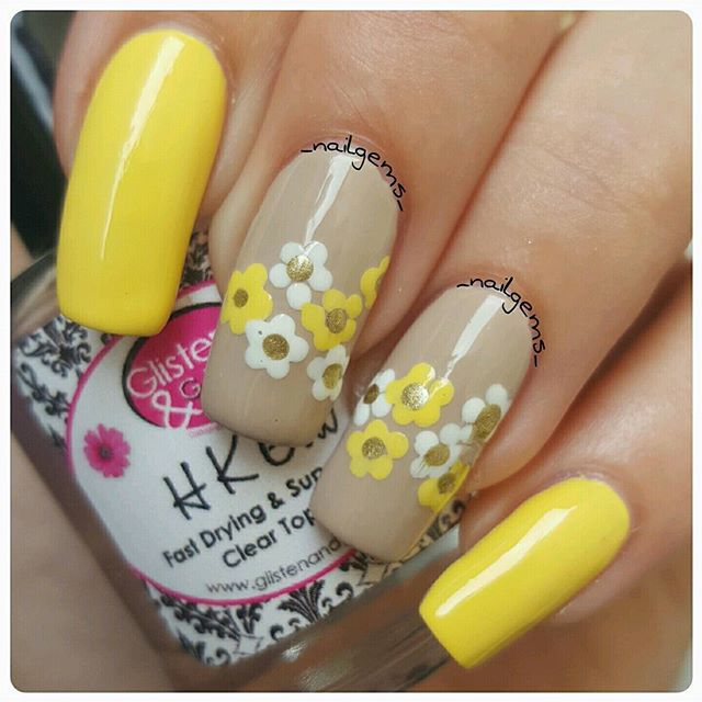 66+ Best Valentine's Day Nails Designs for 2018-pic27 - 60+ Best Valentine's Day Nails Designs For 2018 BeautyBigBang