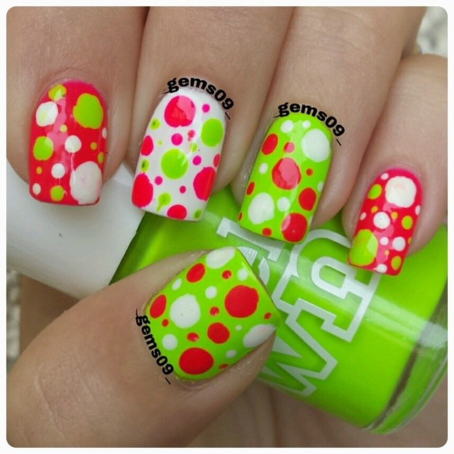 66+ Best Valentine's Day Nails Designs for 2018-pic34