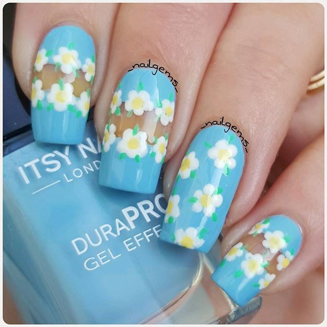 66+ Best Valentine's Day Nails Designs for 2018-pic38