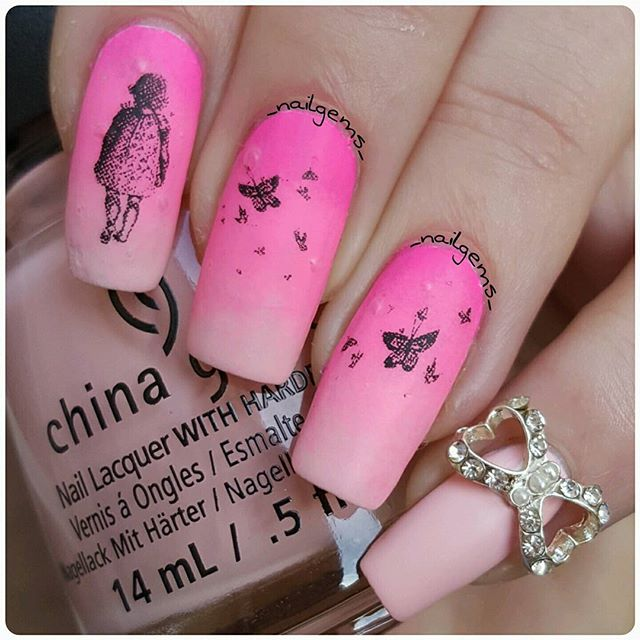 66+ Best Valentine's Day Nails Designs for 2018-pic50