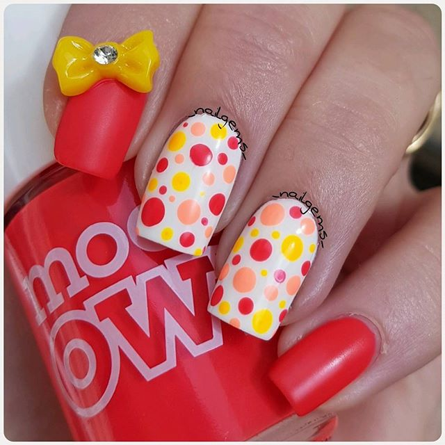 66+ Best Valentine's Day Nails Designs for 2018-pic52