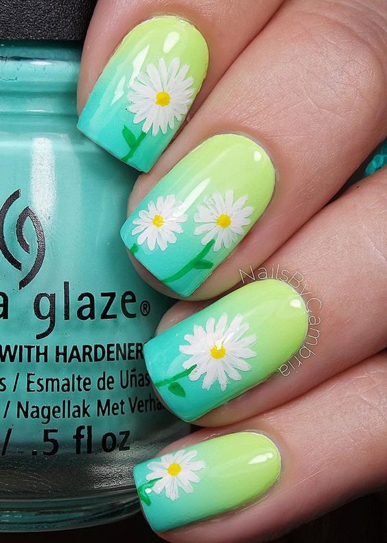 80+ Cute Spring Nails 2018 - Hottest 80+ Cute Spring Nail Designs 2018 BeautyBigBang