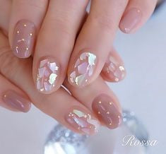 Simple decorations Nails