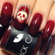 Poison apple Nail Design