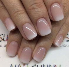 White Neutral Nail Design