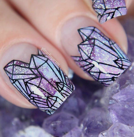 Amazing Nail Art Design-2