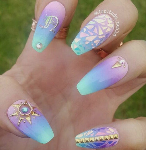 Amazing Nail Art Design-5