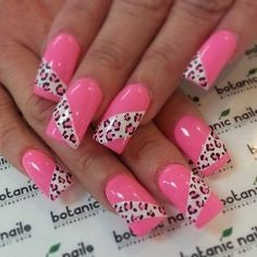 Leopard Nail Art Idea-9