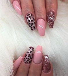 Leopard Nail Art Idea-10