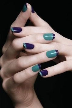 French Nail Design-1