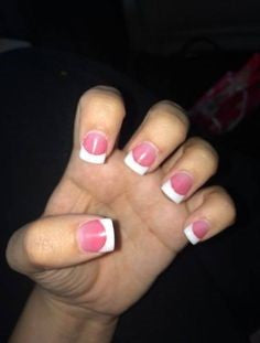French Nail Design-4