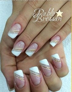 French Nail Design-5