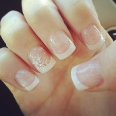 French Nail Design-7