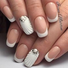 French Nail Design-9