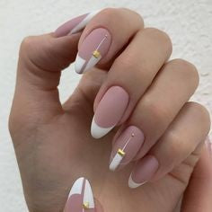 French Nail Design-10