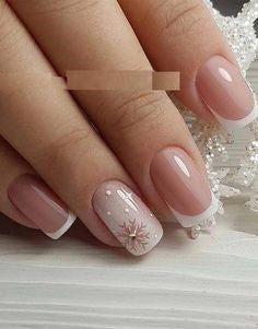 French Nail Design-12
