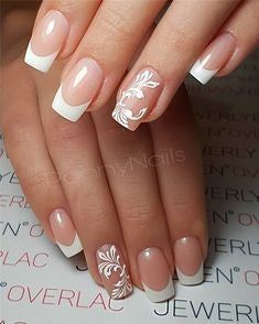 French Nail Design-14