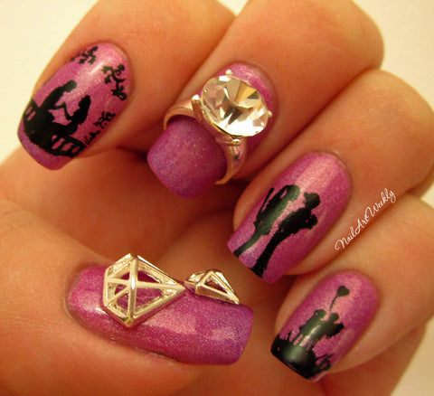 50 Hottest Valentine S Day Nail Designs For 2019 Beautybigbang