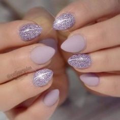 Pointed Acrylic Nail Designs-11