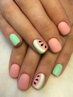 Summer Nail Art Design-5
